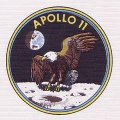 Rare Nasa Contractor Awarded Original Apollo 9 Lion Brothers Cloth Crew Patch Collectibles