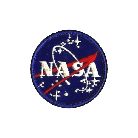 sally ride nasa name patch - photo #17
