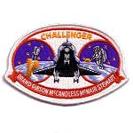 Lion Brothers STS-41B patch