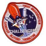 Lion Brothers STS-8 patch